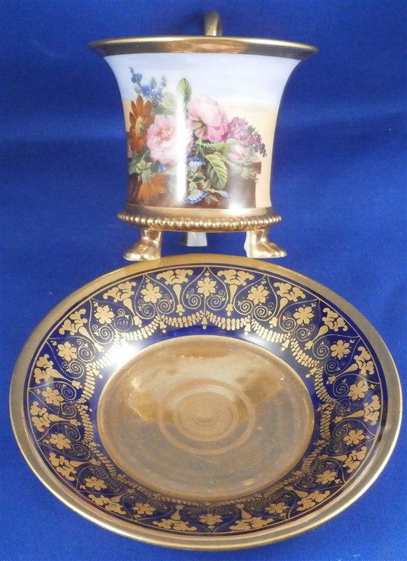 Porcelain De Paris